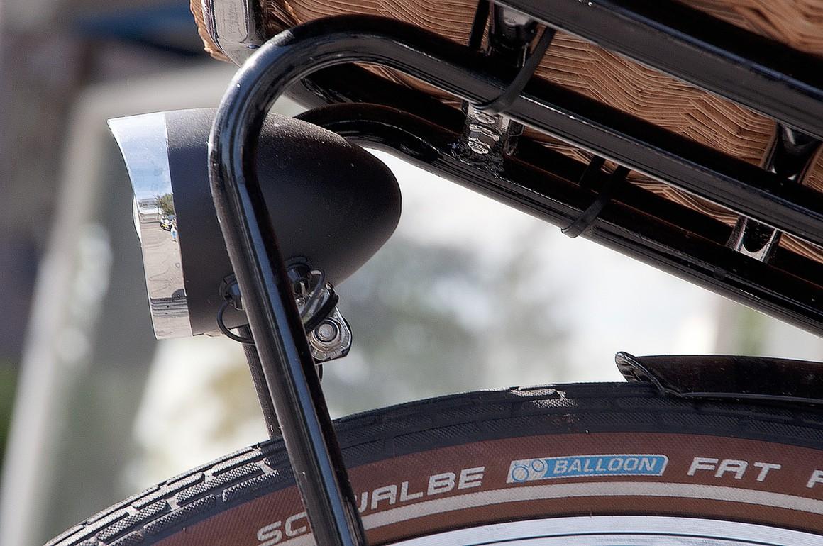 fiets lamp